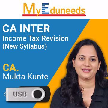 Picture of Income Tax Revision (New Syllabus)