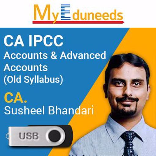Picture of Accounts & Advanced Accounts (Old Syllabus)