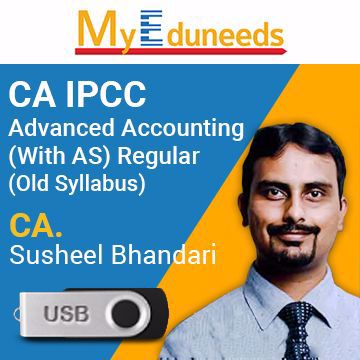 Picture of Advanced Accounting (With AS) Regular (Old Syllabus)