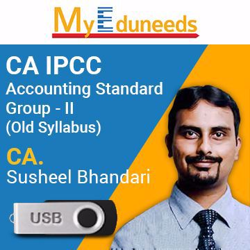 Picture of Accounting Standards Group-II (Old Syllabus)