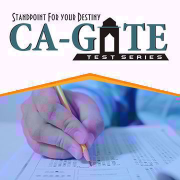 Picture of CA Foundation Chapter Wise Test Economics & BCK